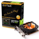 Zotac GeForce GTX650