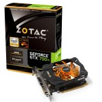 Zotac GeForce GTX750 Ti