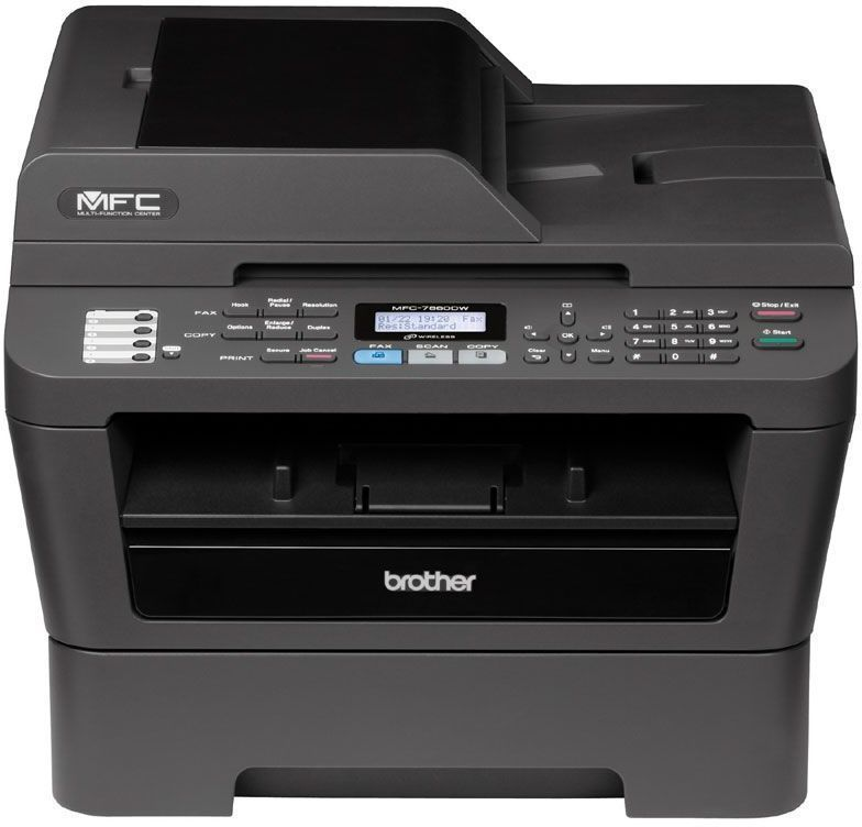 Brother MFC-7460dn Mono Laser Printer | North Vancouver | Acusel